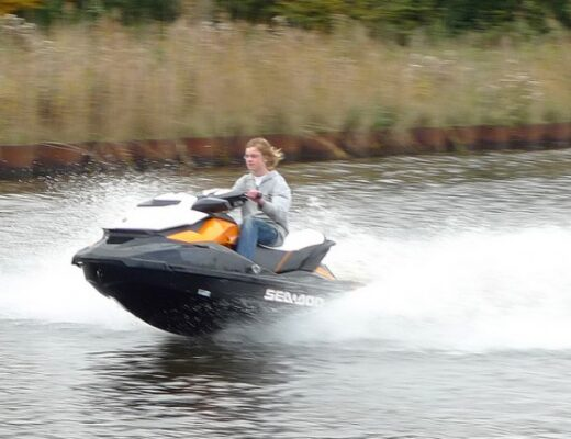 Electric Seadoo GT Electric Waverunner