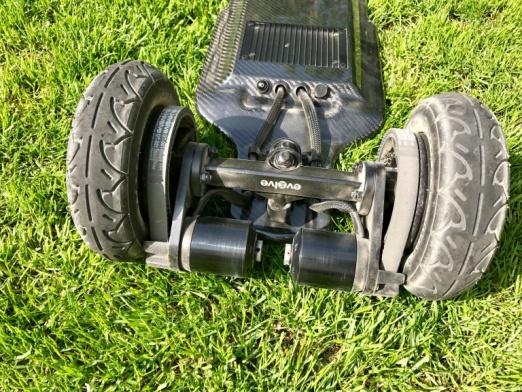 Evolve Carbon GT-Motor