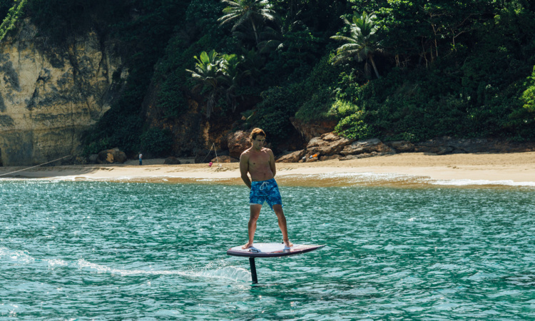LIFTFOILS EFOIL - ELECTRIC HYDRFOIL SURFBOARD