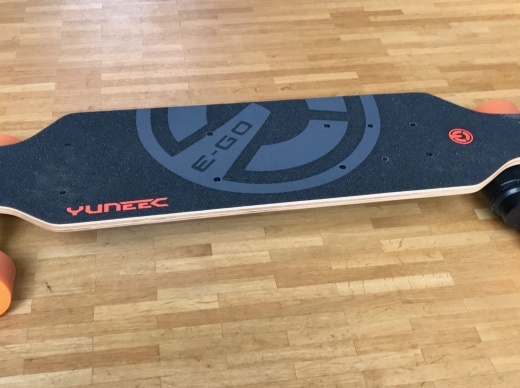 Yuneec E-Go review