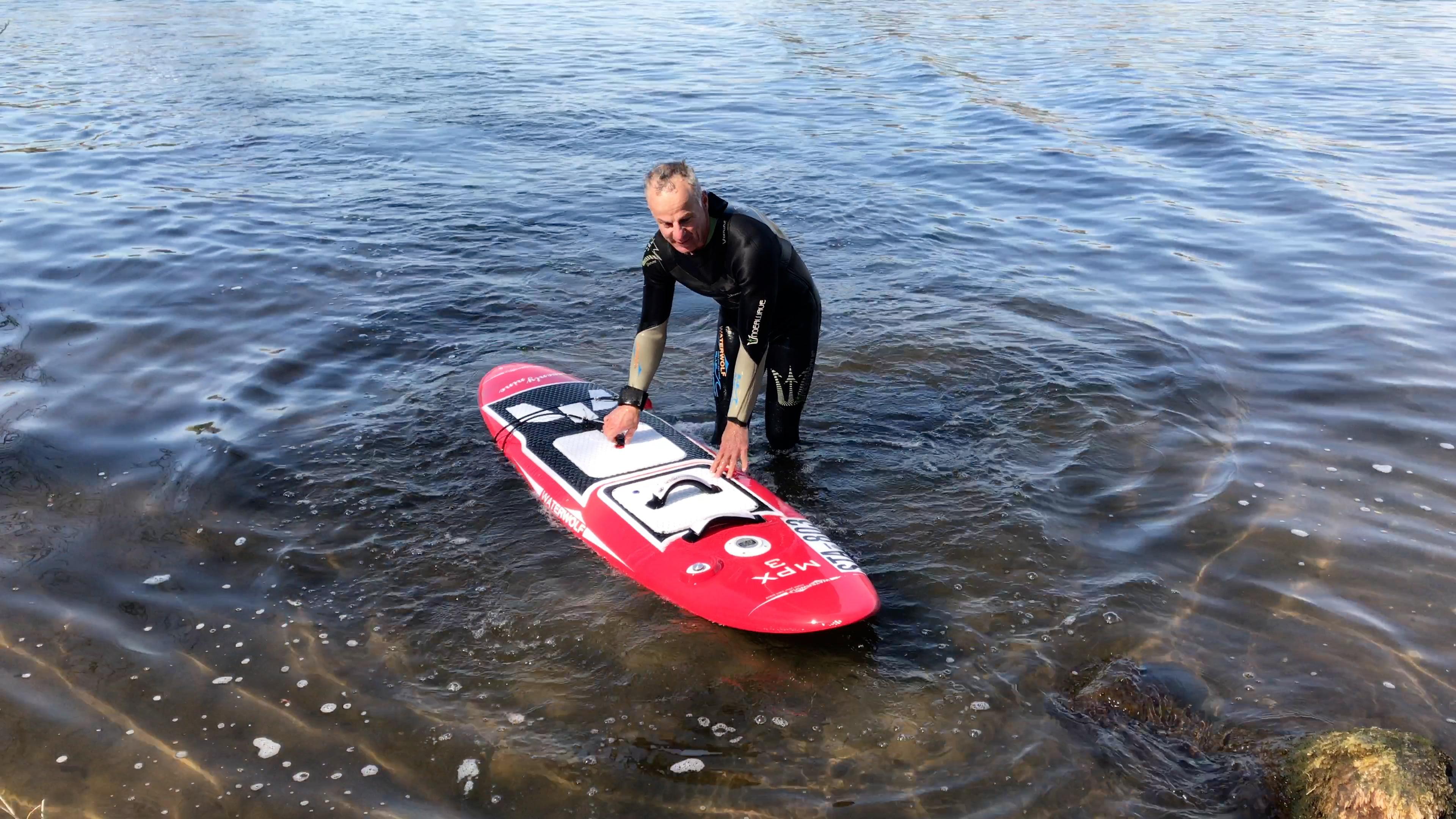 E-surfer waterwolf