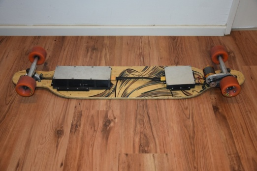 DIY electric Skateboard