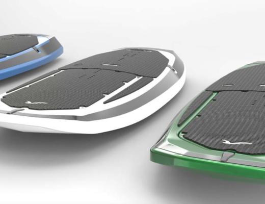 Elektro Wakeboard