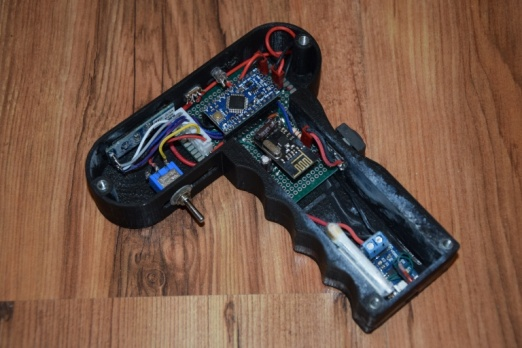 electric skateboard remote control