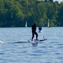 Elektro Surfboard