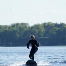 Elektro Surfbrett