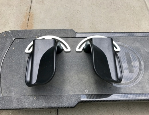 S2 Bindungen Elektro Skateboard