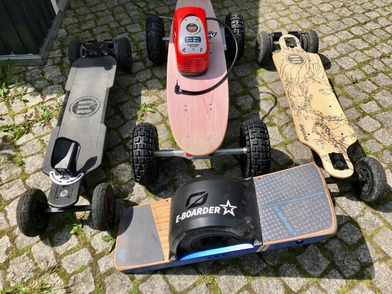 Elektro Skateboard kaufen