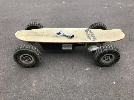 MO-BO Electric Skateboard