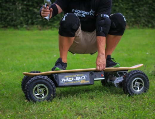 Off-Road Elektro Skateboard