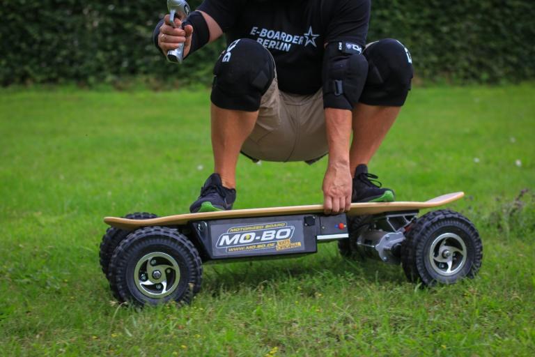 Off-Road Elektro Skateboard