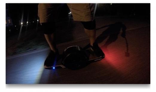 Onewheel Beleuchtung