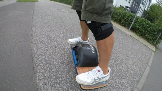 Onewheel Test von E-Surfer