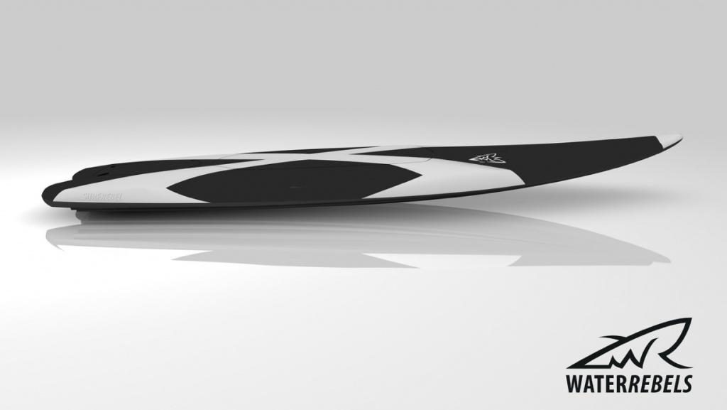 SURFREBEL electric surfboard