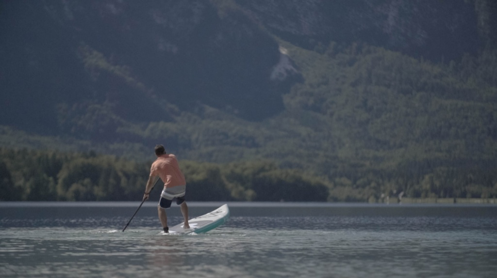 SipaBoards electric SUP board