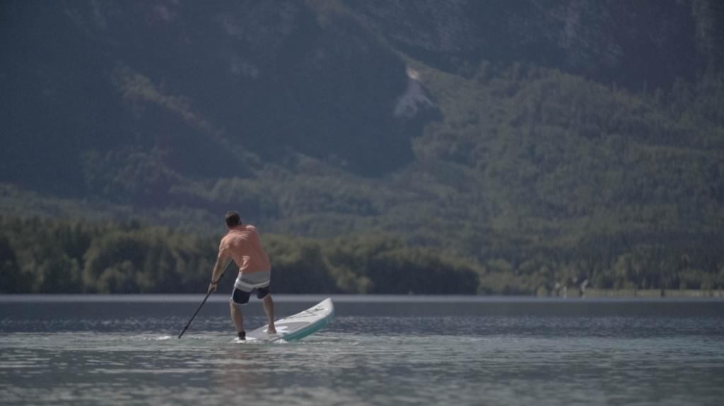 Sipaboards Elektro SUP Board wird Cruiser genannt