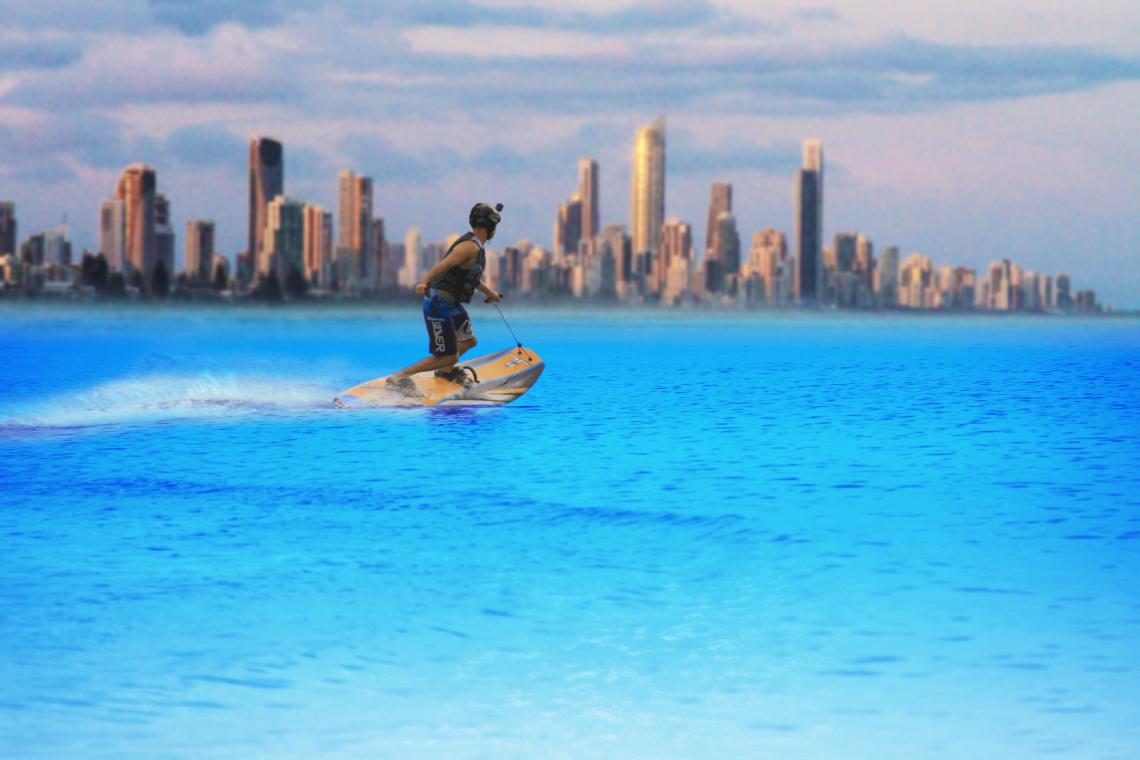 Die Elektro Surfboards aus Australien