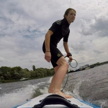 ELECTRIC SURFBOARD WATERWOLF REVIEW