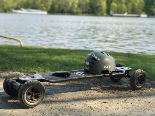 Evolve Elektro Skateboard Carbon GT All-Terrain
