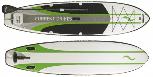 Motorised SUP Surfboard
