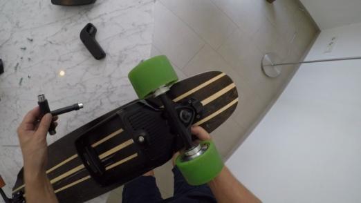 Onan X2 mounting a new deck