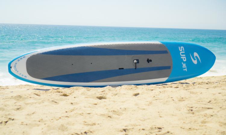 Elektro SUP Surfbrett