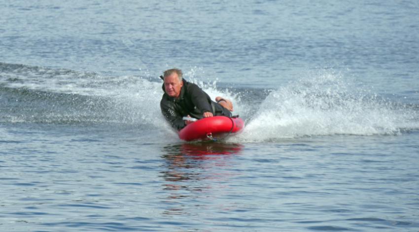 Lampuga Air body surfboard