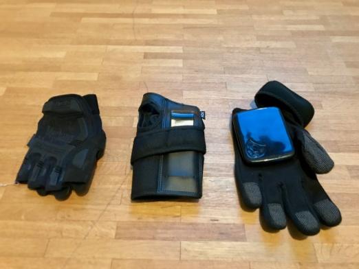 electric skateboard gloves
