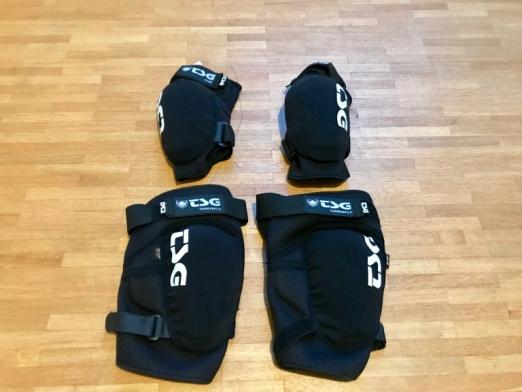 electric skateboard knee elbow protectors