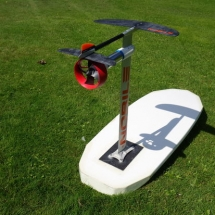 DIY electric Hydrofoil