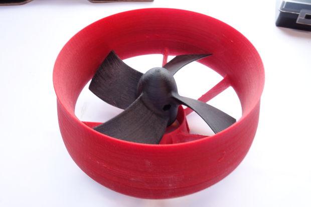 DIY propeller unit