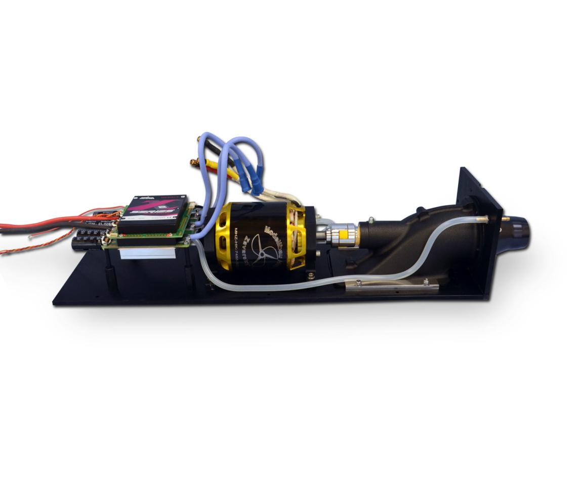 Powertrain by MHZ Watercraft