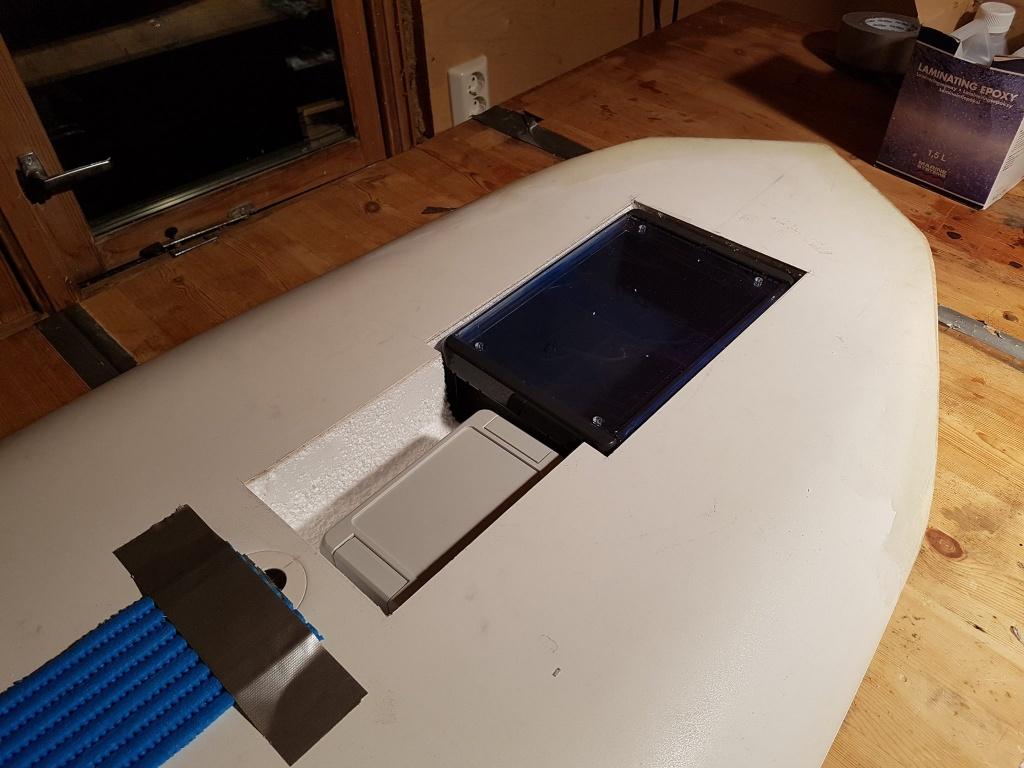 elektro foil surfbrett selber bauen anbauanleitung. Black Bedroom Furniture Sets. Home Design Ideas