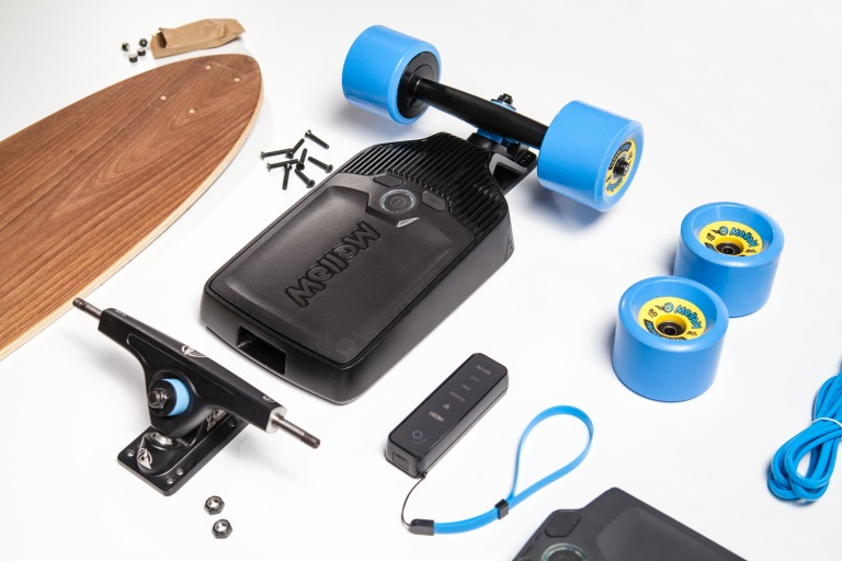 Bester Elektro Skateboard Bausatz ?
