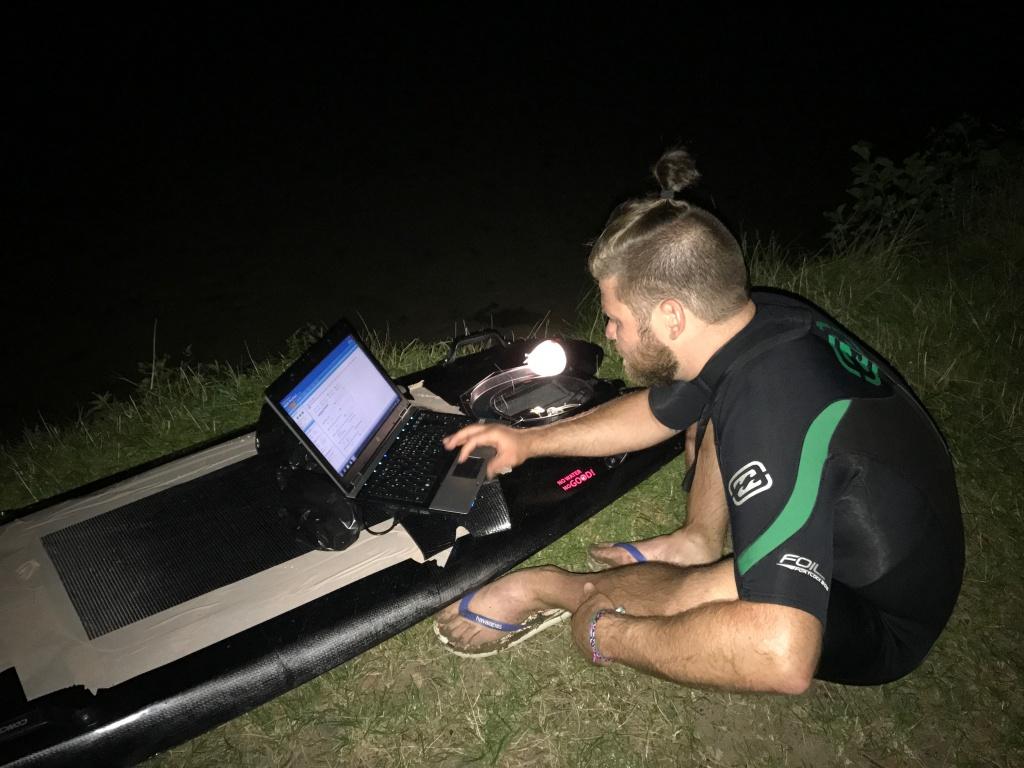 Elektro Surfbrett Interview