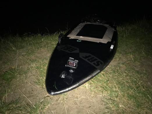 Elektro Surfbrett selber bauen