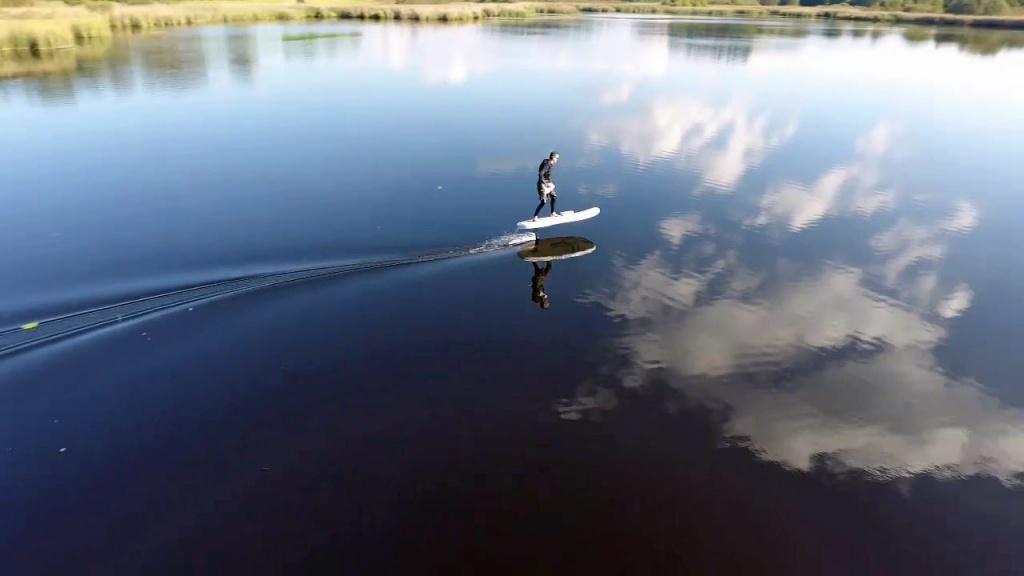Elevate electric Hydrofoil