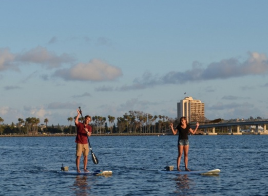 Electric Stand Up Paddle Board