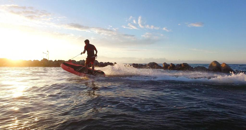 Lampuga Elektro Surfbretter sind wieder da