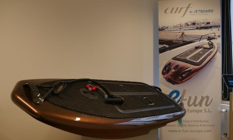 CURF e-Jetboard Elektro Surfbrett