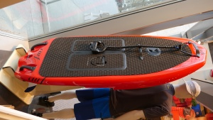 CURF electric surfboard