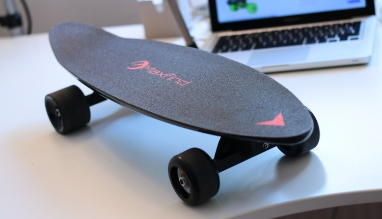 Maxfind Max C Mini Elektro Skateboard