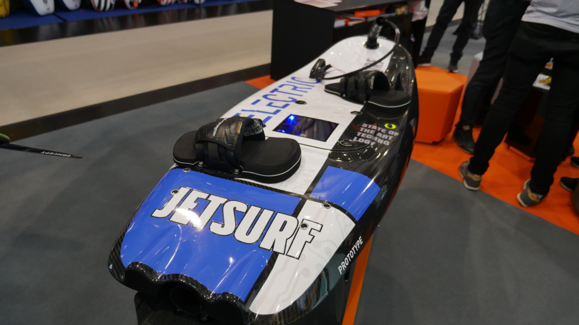 Elektro Jetboard von Jetsurf Factory