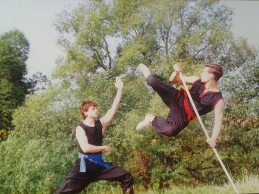 Martin Šula martial arts