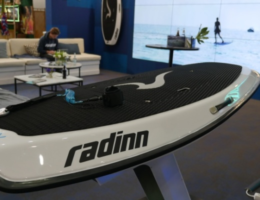 Radinn G2X - the 2018 model from Radinn