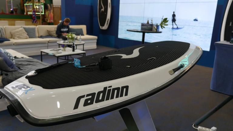 Radinn G2X - the 2018 model from Radinn