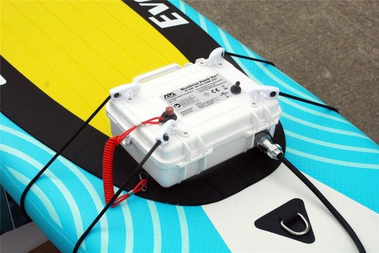 Blue Drive Power Fin Bausatz