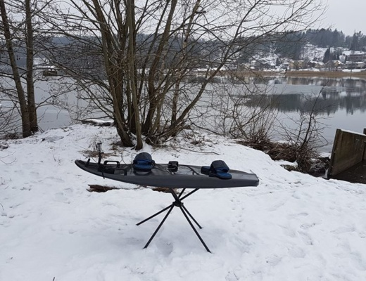 ESURF from Sweden tested in winter