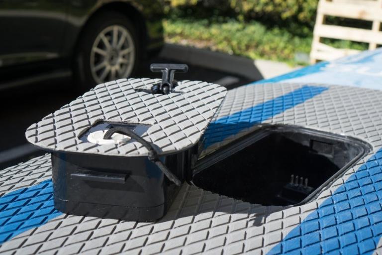 SUPjet electric SUP surfboard