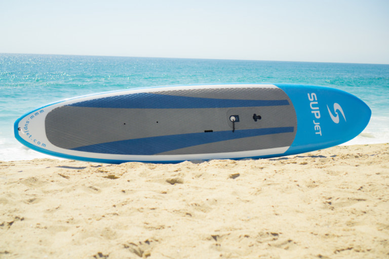 electric motor powered SUP